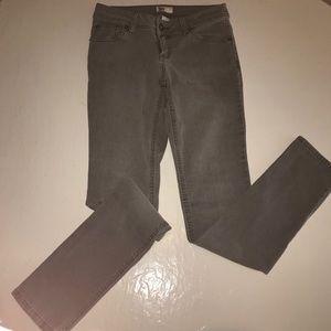 So Grey Skinny Jeans